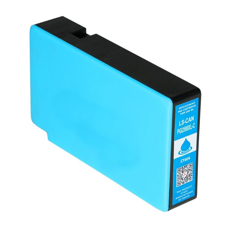 Cartuccia Compatibile con CANON PGI 2500 Ciano