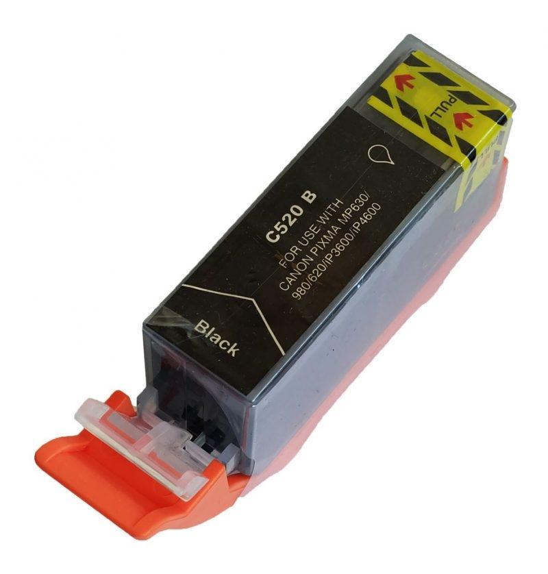 Cartuccia Compatibile con CANON PGI 520 BK con chip