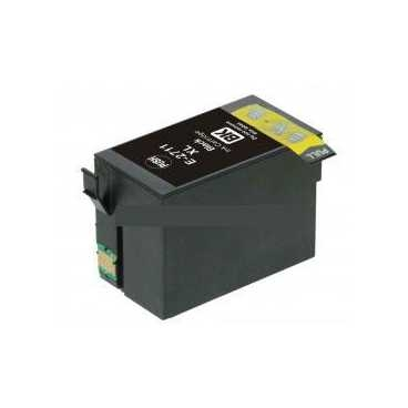 Cartuccia Compatibile con EPSON 27XL T2711 BK