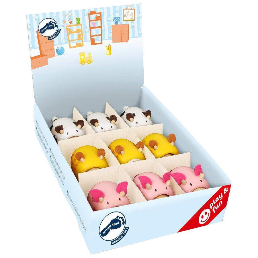 Display versi degli animali idea regalo per bambino for Idea per regalo
