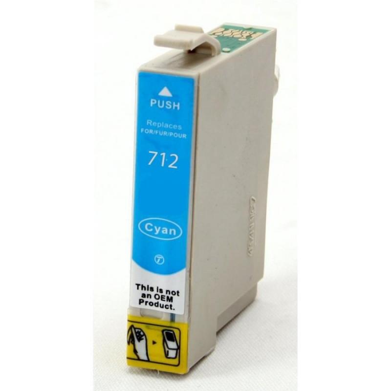 Cartuccia Compatibile con EPSON T0712