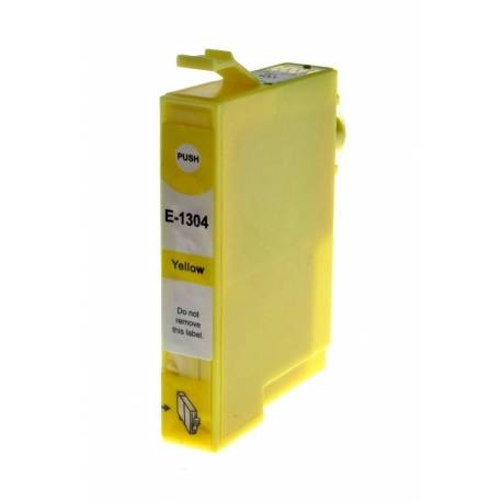 Cartuccia Compatibile con EPSON T1304 Yellow Alta Capacità