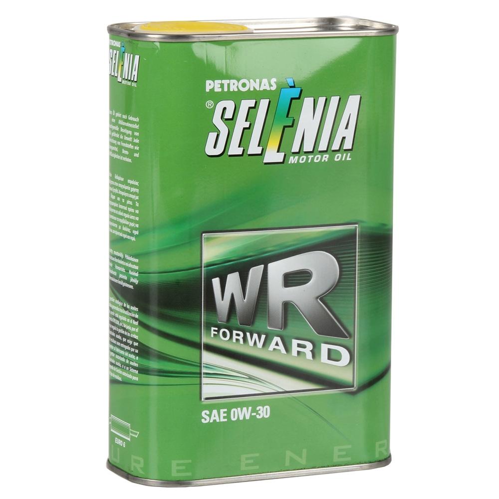 OLIO MOTORE PETRONAS SELENIA WR FORWARD SAE 0W-30 1L