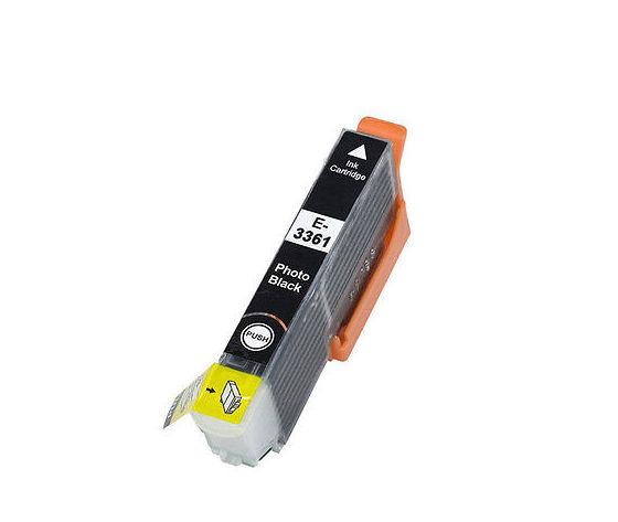Cartuccia Compatibile con EPSON T3361 XL BK Photo 33XL