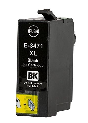 Cartuccia Compatibile con EPSON T3471 34XL BK