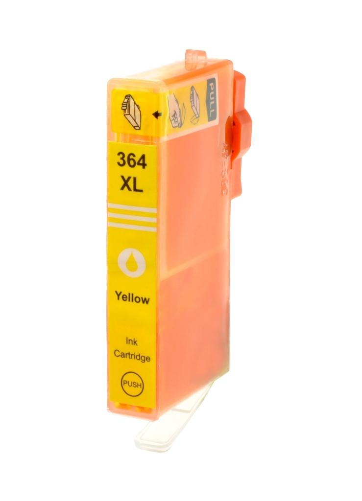 Cartuccia Compatibile con HP 364 XL Yellow