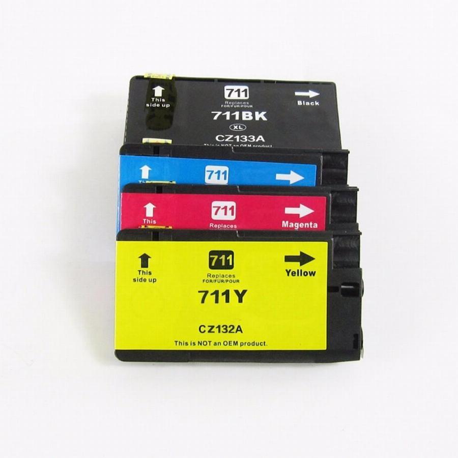 Cartuccia Compatibile con HP CZ131 711 Magenta