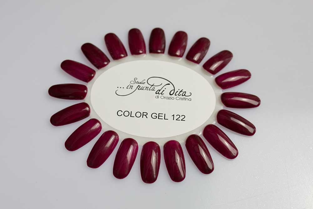 Gel color 122