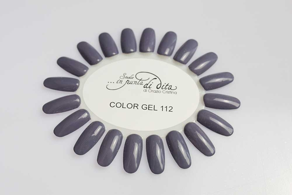 Gel color 112