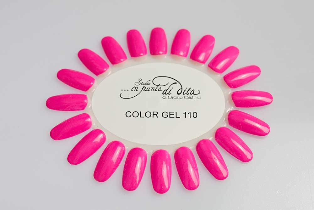 Gel color  110