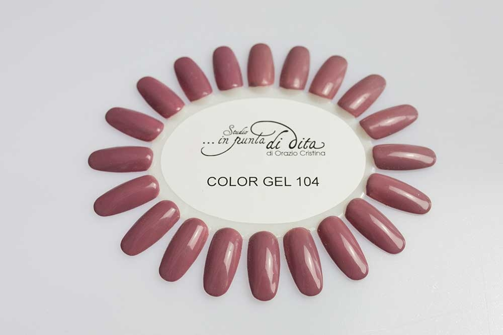 Gel color 104