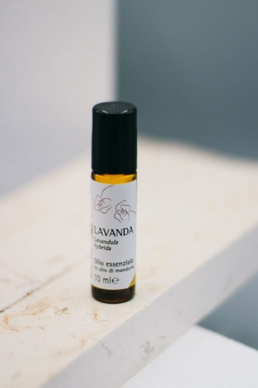 Roll On Lavanda e Rescue Remedy