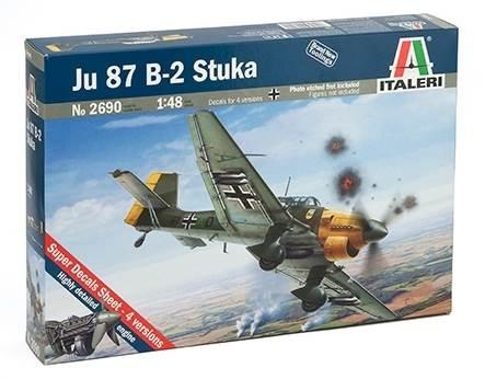 JU-87-B-2 STUKA