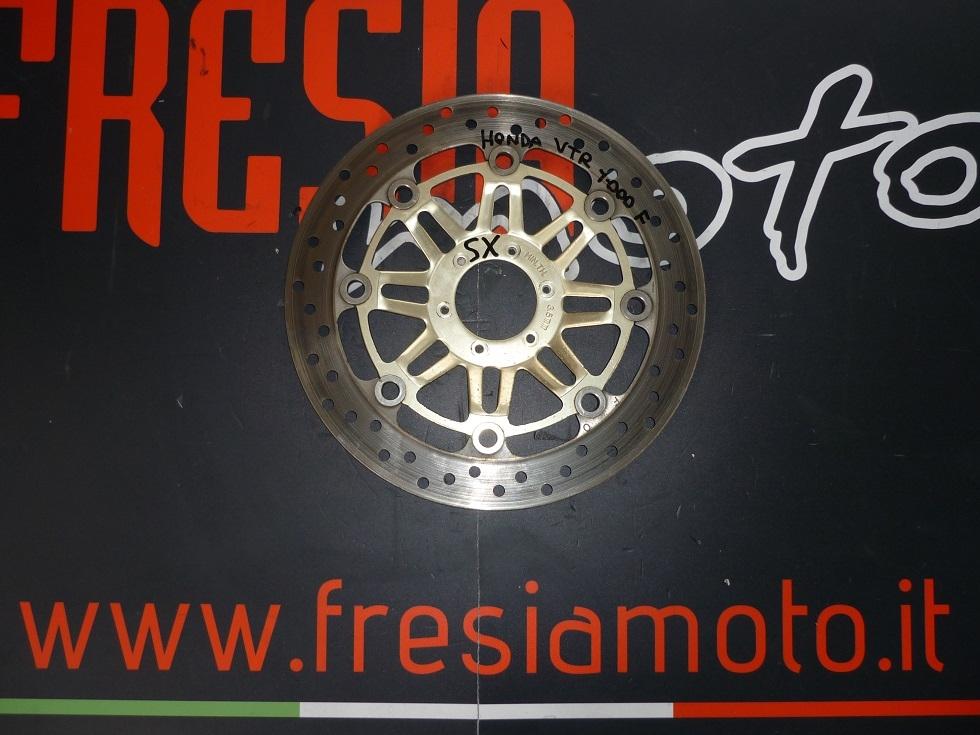 DISCO FRENO ANTERIORE SINISTRO USATO HONDA VTR F 1000 ANNO 1998
