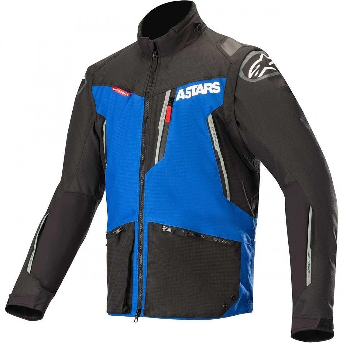 GIACCA MOTO OFFROAD ALPINESTARS VENTURE R BLUE BLACK COD. 3703019