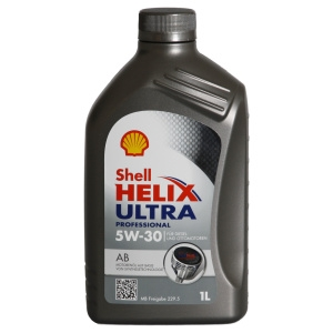 Shell Helix Ultra AB 5W30 barattolo 1 lt