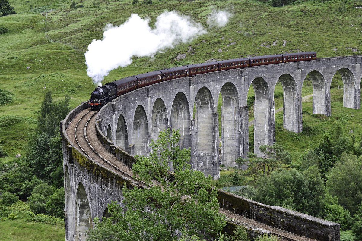 Glenfinann viaduct