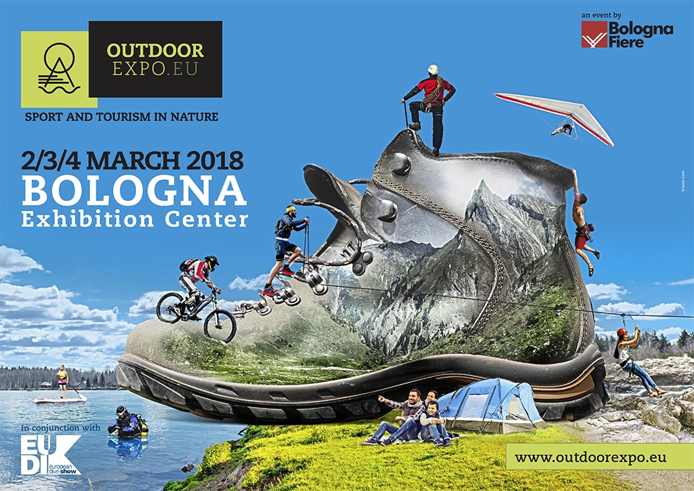 Outdoor Expo 2018 - Bologna - Italy