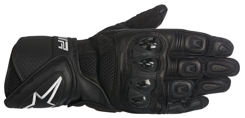 GUANTI MOTO ALPINESTARS SP AIR BLACK COD. 3558016