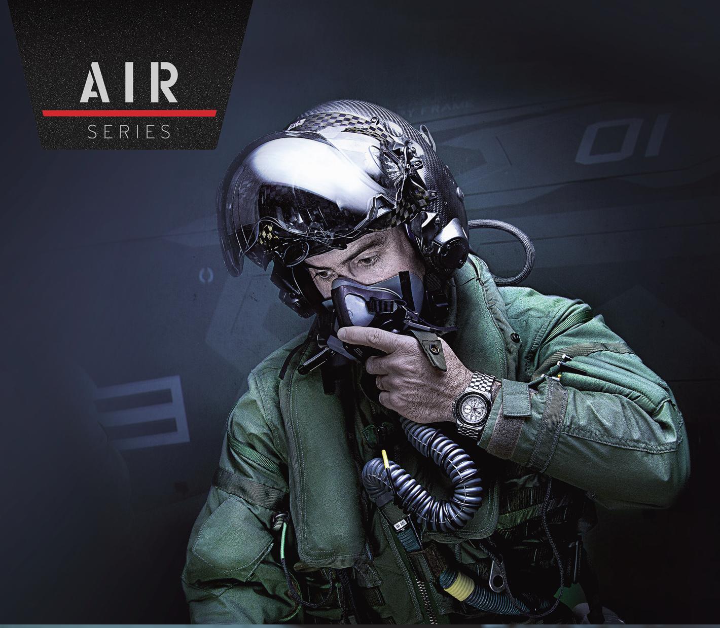Scopri la serie AIR Collection - Orologi Luminox
