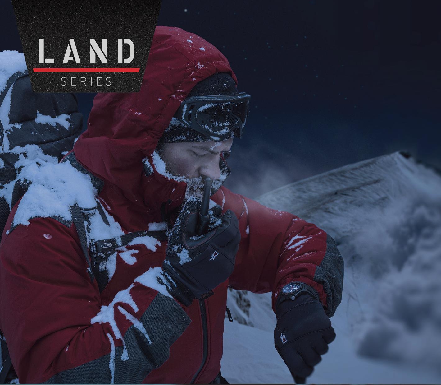 Scopri la serie LAND Collection - Orologi Luminox