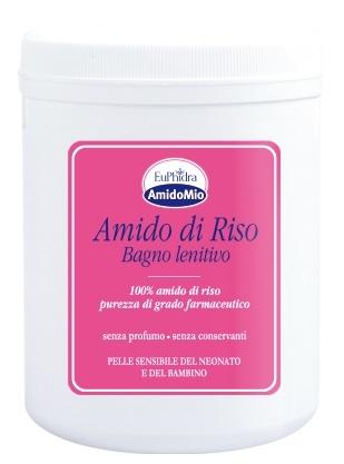 Euphidra amido di riso bagno rinfrescante in cannoli senza profumo emolliente lenitivo amido - Amido per bagno ...