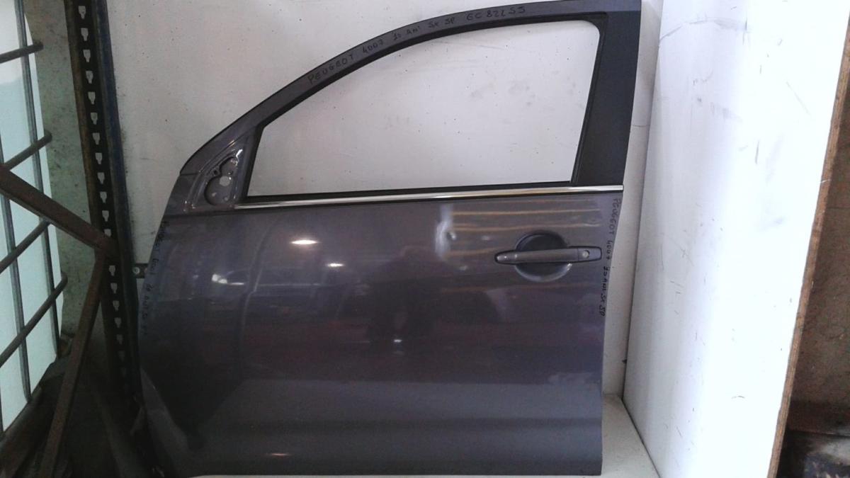 Porta ant. sx usata originale Peugeot 4007 serie dal 2007>