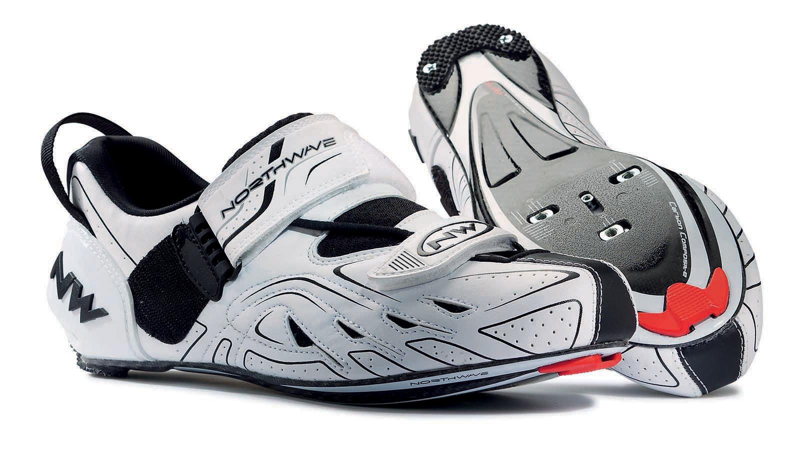 Buy Man Triathlon Shoes Tribute White 17619186   Italy2Us.com