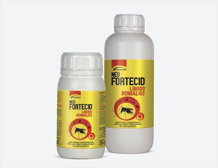 NEO FORTECID LIQUIDO ROMAL/65 conf.250ml