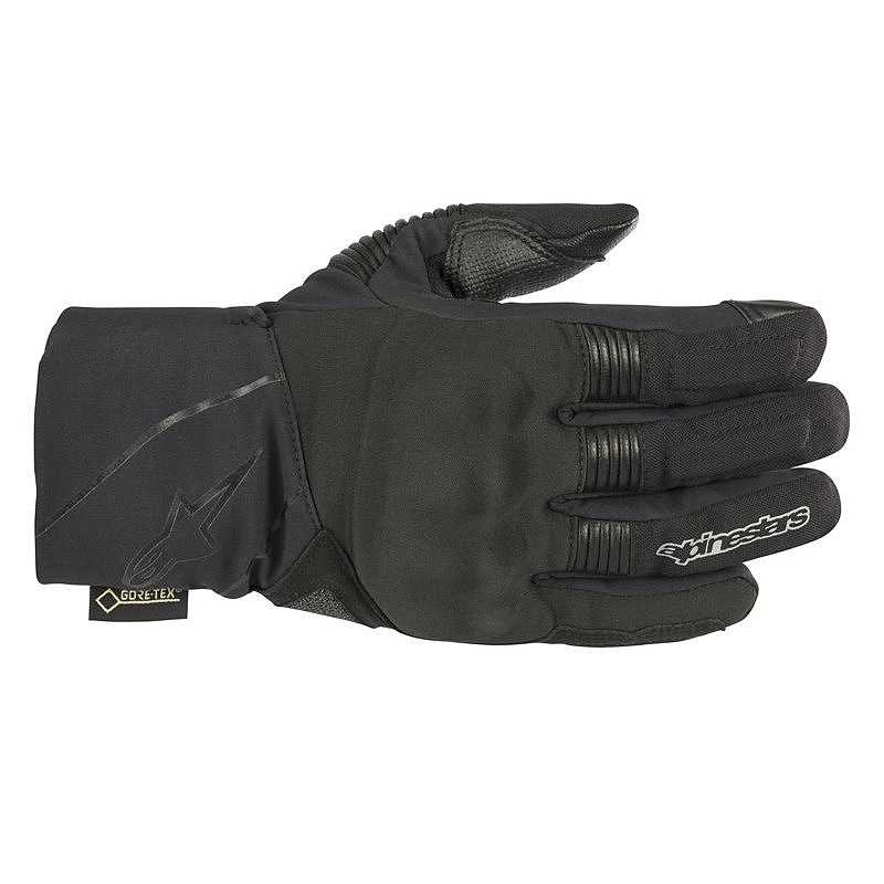GUANTI MOTO ALPINESTARS WINTER SURFER GORETEX W/GORE BLACK ANTHRACITE COD. 3528119