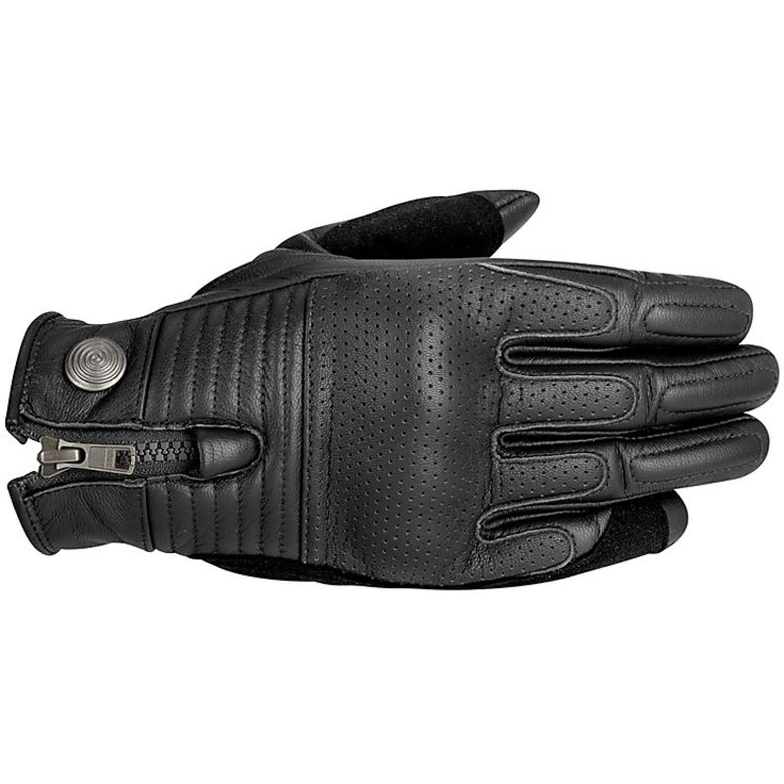 GUANTI MOTO ALPINESTARS RAYBURN LEATHER GLOVE BLACK COD. 3508315