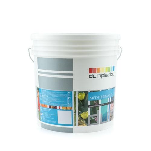Duriplastic Mediterraneo quarzo acrilico bioattivo bianco 4lt