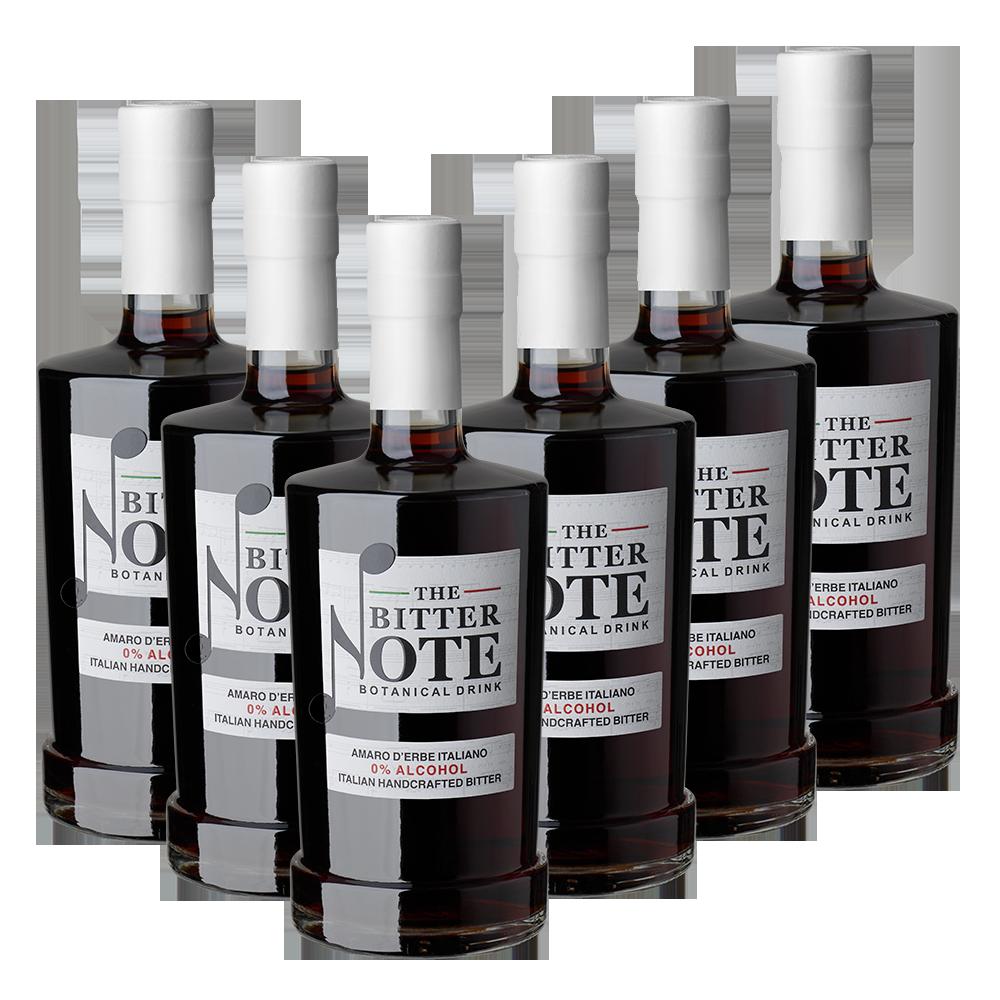 6 bottiglie TheBitterNote®
