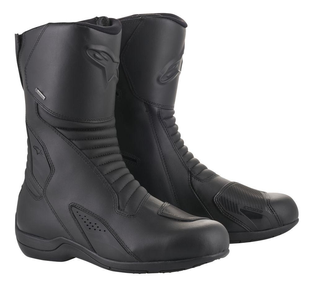 STIVALI MOTO ALPINESTARS CARACAL GORE-TEX BLACK COD 2335719