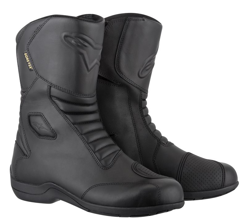 STIVALI MOTO ALPINESTARS WEB GORE-TEX BLACK COD 2335013