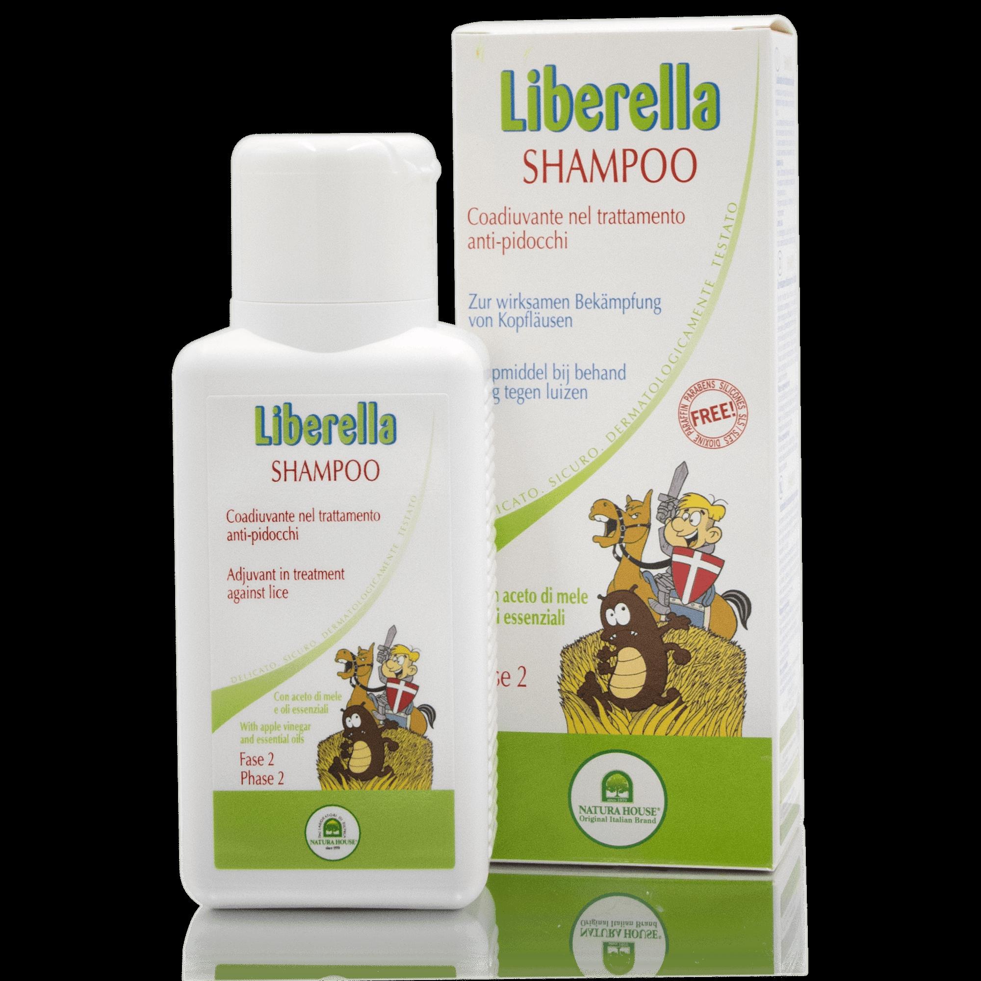 Shampoo Anti-pidocchi - Natura House