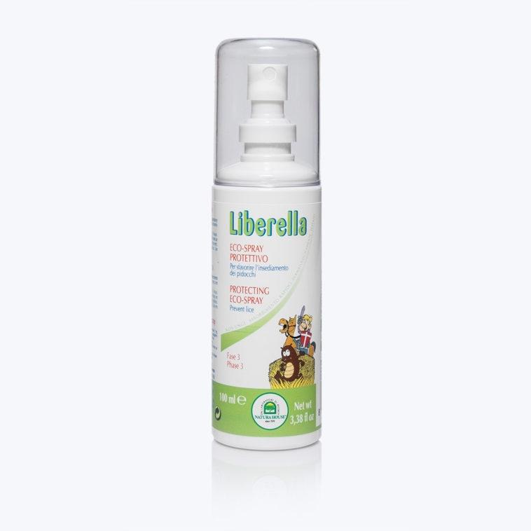 Spray protettivo anti-pidocchi - Natura House