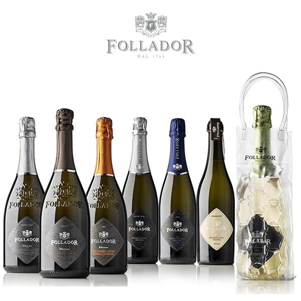 Follador Vip Collection con Ice Bag