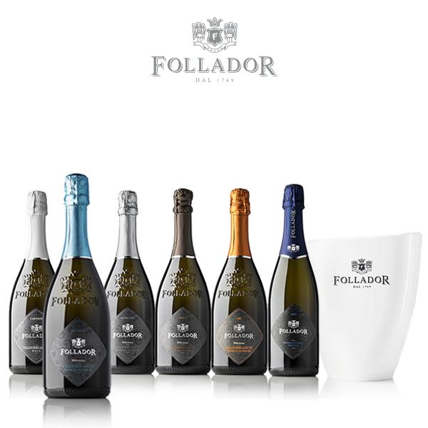 Follador Private Collection con Secchiello