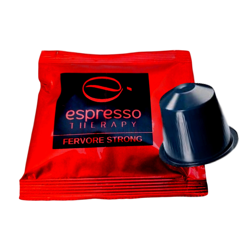 Nuova Miscela Fervore Strong per Nespresso a partire da 14 euro spedizione compresa