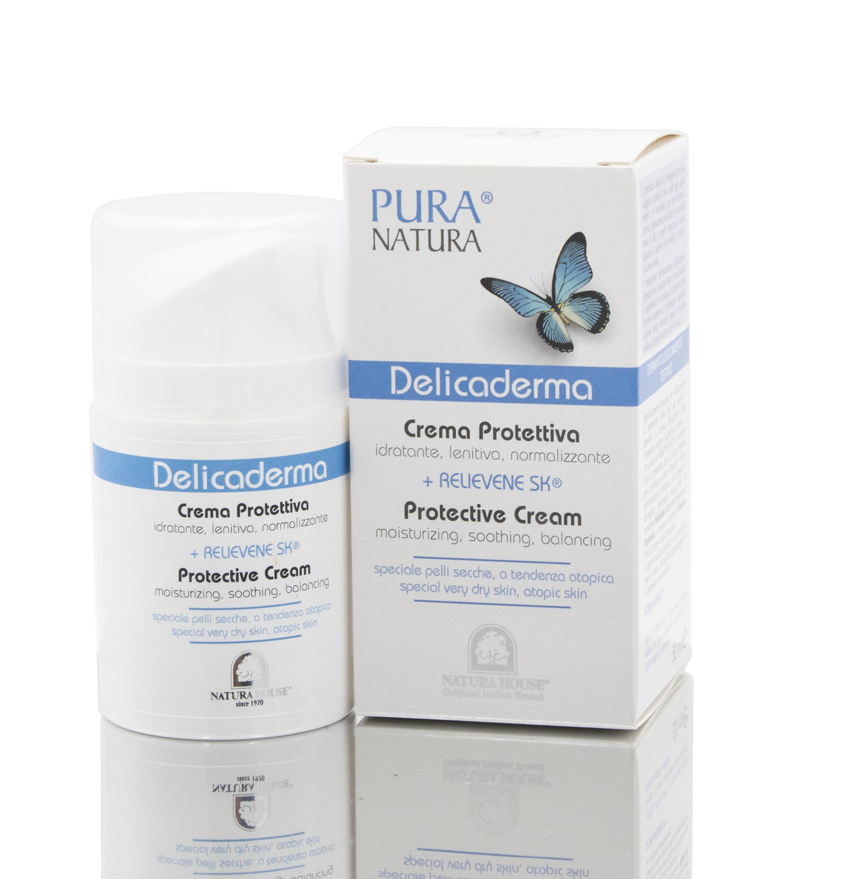 Crema Protettiva Delicaderma - Natura House