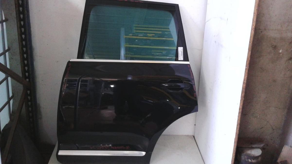 Porta post. sx usata originale Volkswagen Touareg serie dal 2002 al 2010