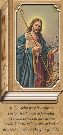 Gesù Buon Pastore 8x17 (100 pz)