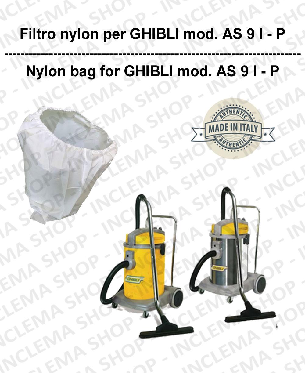 AS9 Nylonfilter für Staubsauger GHIBLI