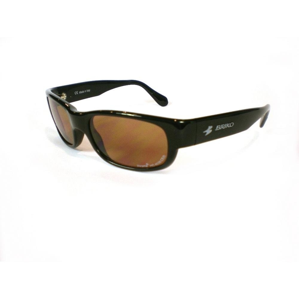 Buy Unisex Sports Sunglasses Shiny Brown 17457134 | Italy2Us.com