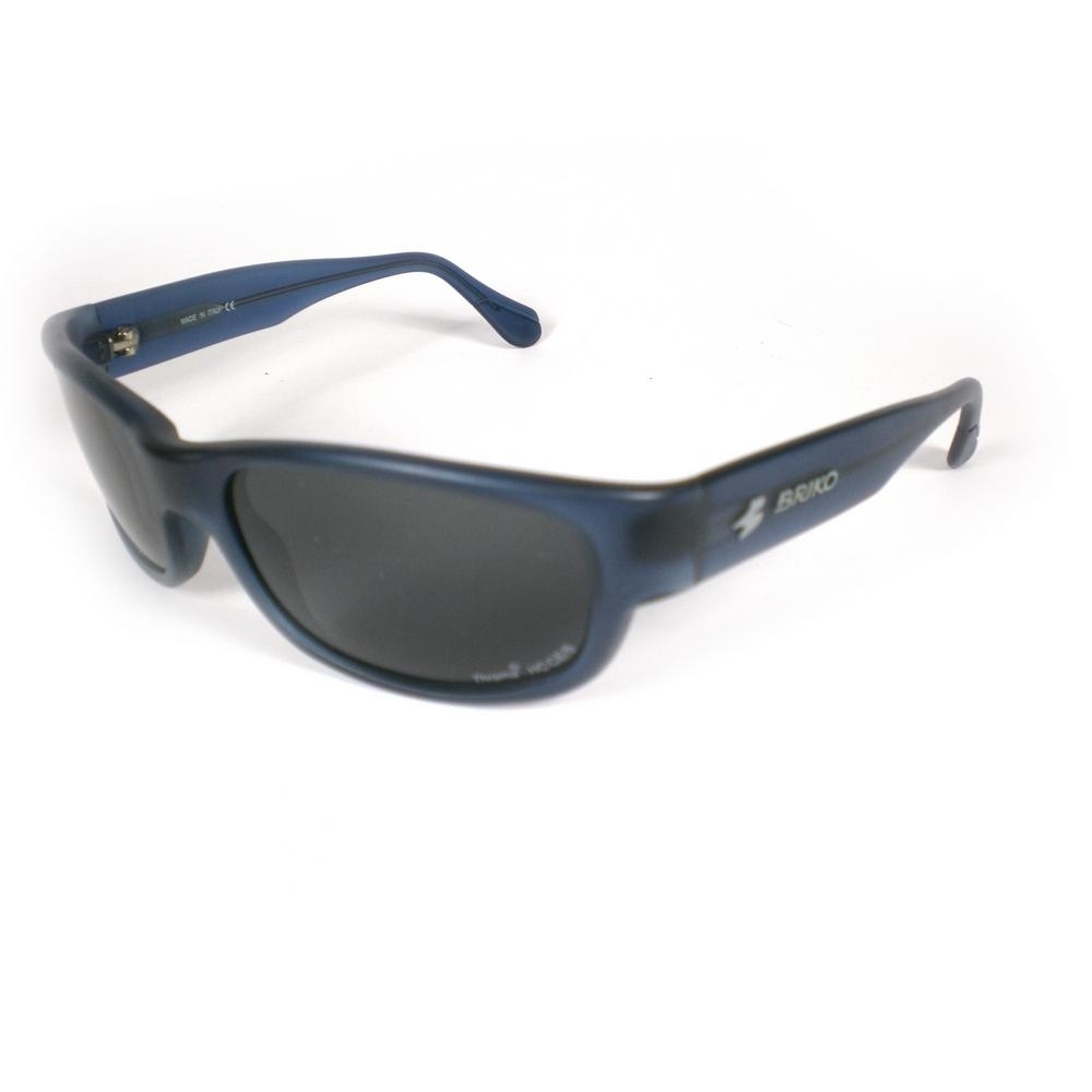 Buy Unisex Sports Sunglasses Shine Blue 17457131 | Italy2Us.com