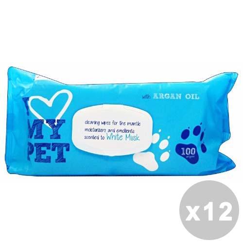 Buy Set 12 Hygienic Animals Wipes 100 17457707 | Italy2Us.com