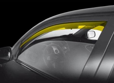Deflettori anteriori Opel Astra J, berlina e SW porte dal 2010 al 2015