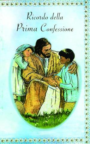 Libretto Ricordo prima confessione