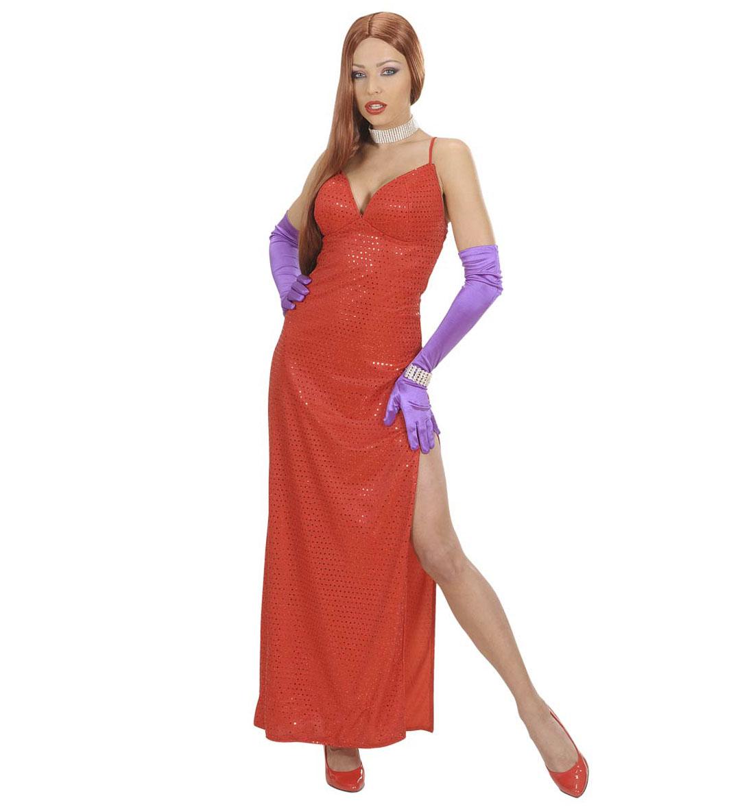 Costume Femme Fatale